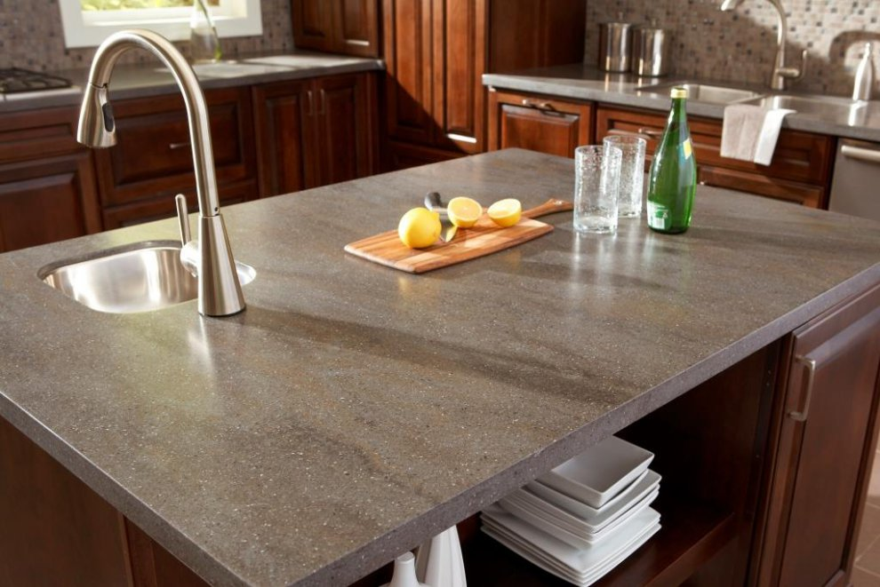 Corian Inland Counter Tops